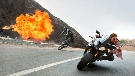 'Mission: Impossible – Rogue Nation' is blissfully absurd action romp