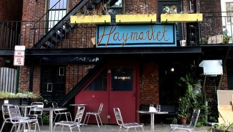 Haymarket Cafe to raise its minimum wages