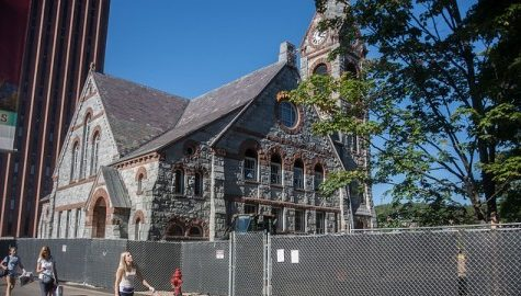 UMass' Old Chapel to become new once again