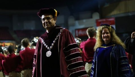 New Student Convocation focuses on student potential