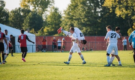 Freshmen steal the show in UMass men's soccer's 2-1 victory over Hartford