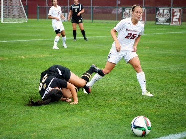 UMass women's soccer defense remains strong point despite disappointing record