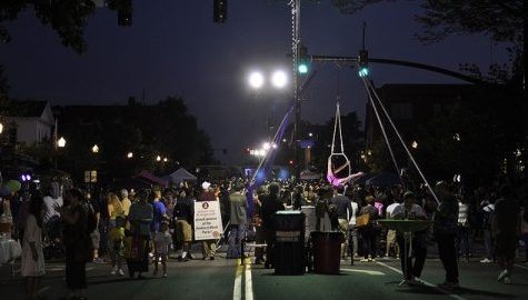 Celebrate Amherst Block Party supports local business and builds a sense of community