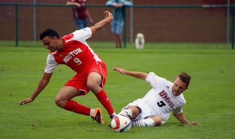 UMass men's soccer hopes to secure first win of season against Hartford