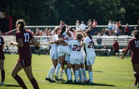 UMass women's soccer pushes its win streak to three