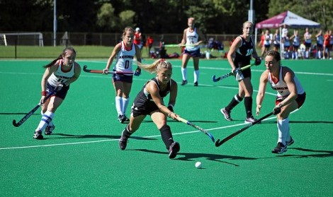 UMass field hockey can't overcome stagnant offense in loss to Richmond