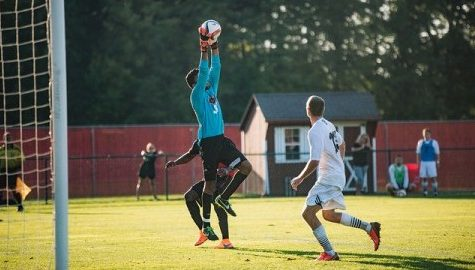 UMass men's soccer defense continues to progress as conference play approaches