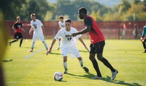 Offensive troubles follow UMass men's soccer into weekend