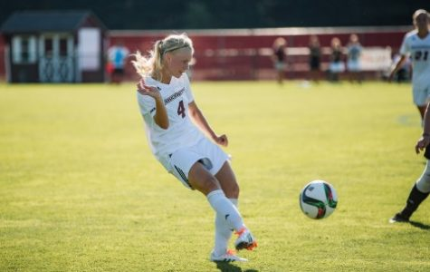 UMass women's soccer hitting midseason stride thanks to improved defensive play