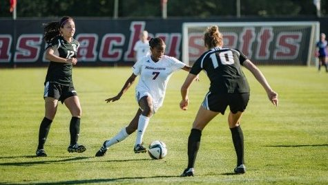 Madison Smith's position switch provides offensive spark for UMass women's soccer in win over Brown
