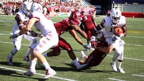 UMass football suffers another heartbreaking loss in unpredictable fashion Saturday vs. Temple