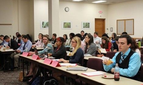 SGA Training encourages student outreach, outlines plans for the semester