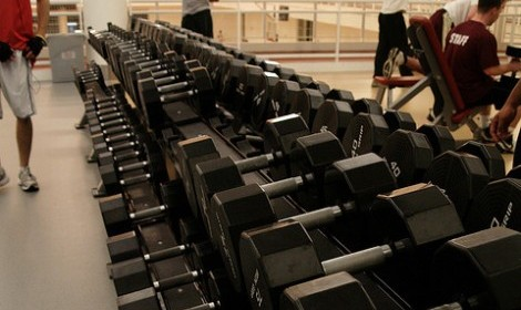 How to navigate the gym: an upperclassman's guide for freshmen