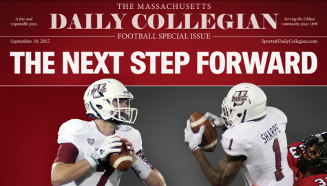UMass football Special Issue 2015