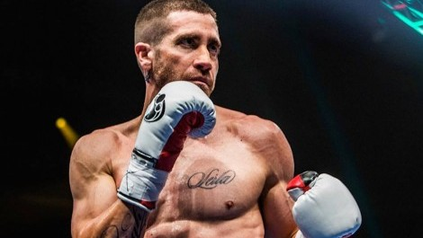 Jake Gyllenhaal delivers a knockout performance in 'Southpaw'