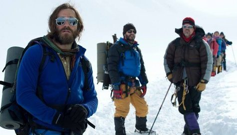 'Everest' stays the course