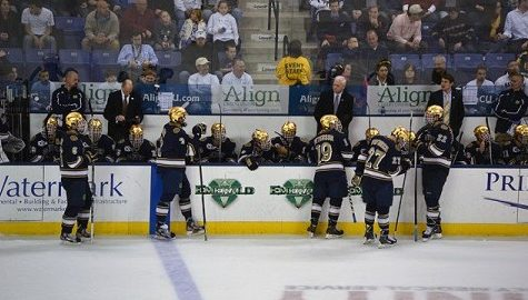 Hockey East roundup: Irish tie Minnesota Duluth, BC sweeps Colorado College