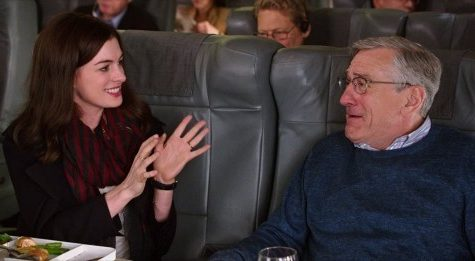 'The Intern' is clearly unsure of itself