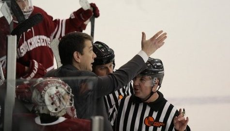 John Micheletto ready for a pivotal fourth season at the helm of UMass hockey