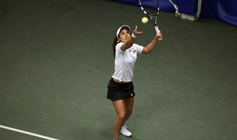 UMass tennis looks to rebound at home against Providence College