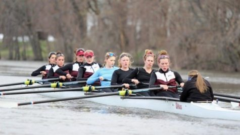 UMass claims second-place finish at Holy Cross