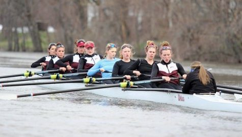 UMass women's rowing repeats success of opening weekend in back-to-back meets