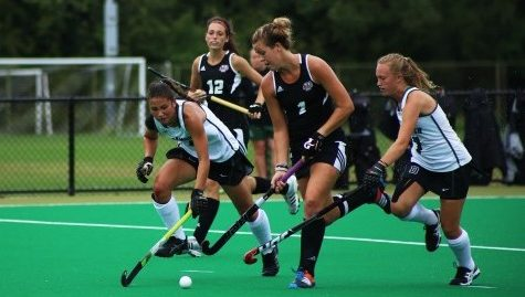 UMass field hockey loses third consecutive game Sunday in Pennsylvania