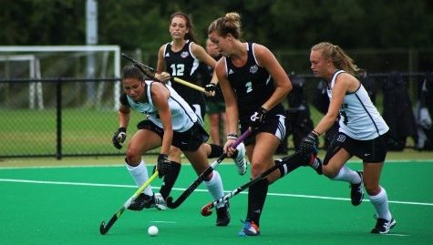 UMass field hockey escapes against Saint Louis despite lack of discipline