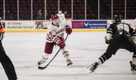 UMass hockey heads to New Jersey for Capital City Classic