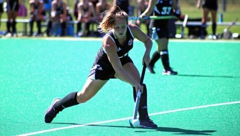 UMass field hockey shuts out La Salle in Friday home finale