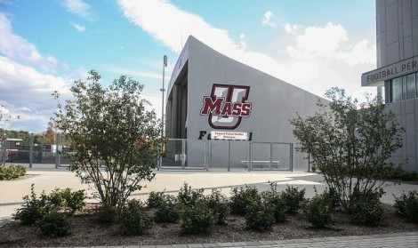 UMass Dining takes over McGuirk Stadium