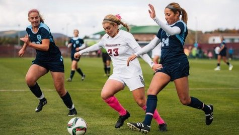Balanced offense leads UMass women's soccer for second straight game