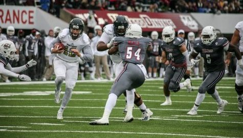 UMass front seven steps up in Saturday's victory over Florida International