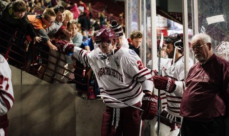 Why you should be optimistic about UMass hockey this season