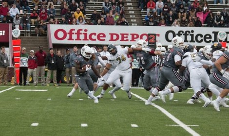 UMass football aims for second win of 2015 against Ball State