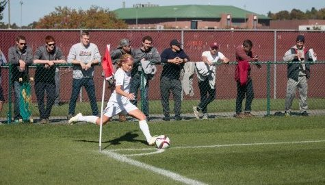 UMass women's soccer's road struggles continue in loss to George Washington