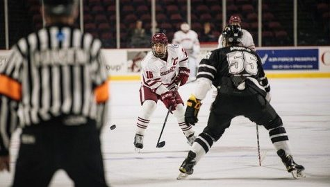 Steven Iacobellis ready to assume captain role for UMass hockey