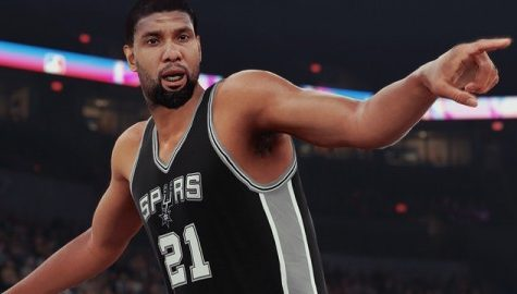 NBA 2K16 is an eye-popping sensation