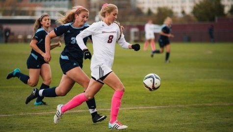 UMass women's soccer remains winless on road after loss to Duquesne Thursday