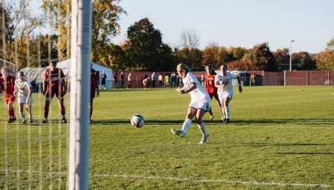 UMass women's soccer continues its dominance at home in Thursday win