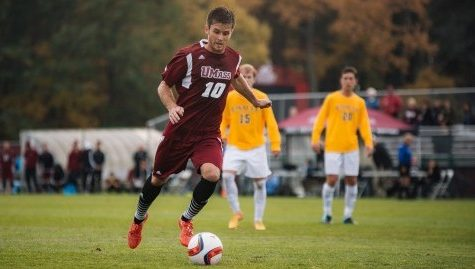 UMass men's soccer enters final stretch of regular season looking to lock down playoff spot
