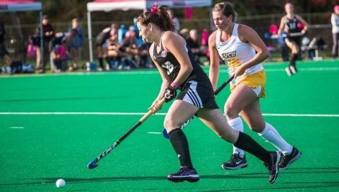 UMass field hockey shuts out VCU in Friday rout