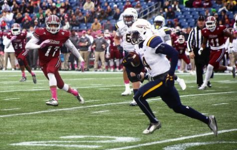Chiusano: UMass must set its sights lower than No. 19 Toledo