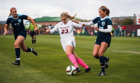 UMass women's soccer prepares for make or break week with two games left on schedule