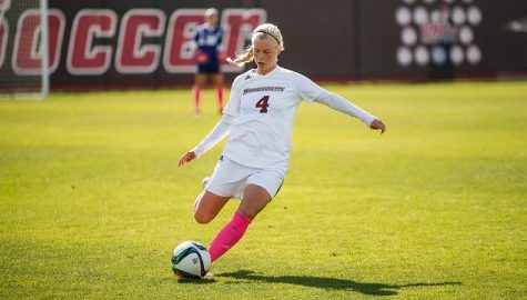 UMass women's soccer drops key A-10 contest to Saint Josephs Thursday