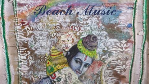Beach Music cover art courtesy of Domino Records
