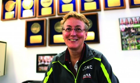 Julie LaFreniere reflects on career as UMass women's cross country coach