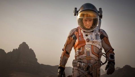 Sci-fi epic 'The Martian' is a return to form for Ridley Scott