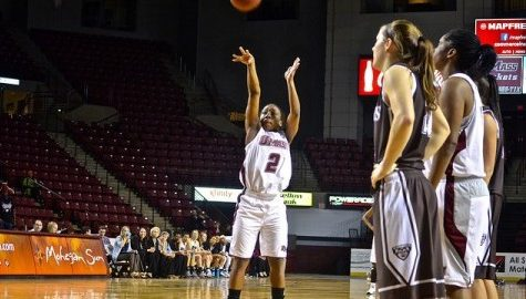 UMass women's basketball's offense geared to thrive
