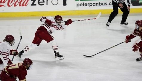 Former UMass hockey forward Frank Vatrano called up by Boston Bruins